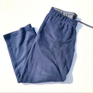 Navy Blue Nautica Sweatpants